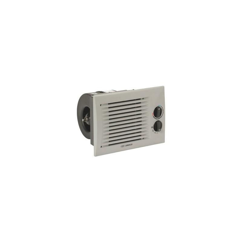 Difusor calefacción en ruta 600