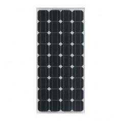 Kit placa solar 130W Monocristalino Autocaravanas