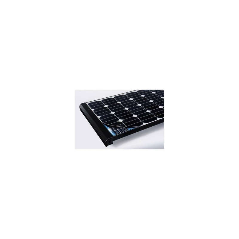 Kit solar 170W monocristalino Black Cristal