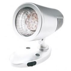 Foco orientable 19 LED's