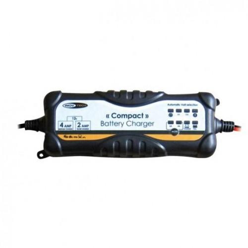 Cargador de baterías compac de 4A
