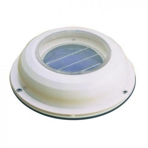 Extractor solar de techo