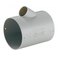 Derivación en Y tubo calefaccion Truma 60-60-22 mm