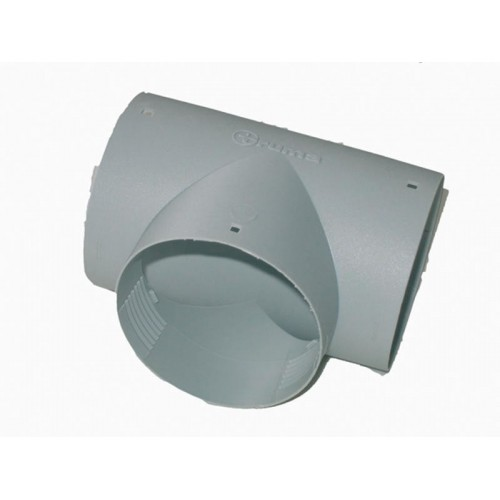 Derivación en T tubo calefacción Truma 60-60-60 mm