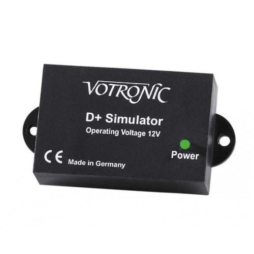 D+ simulador