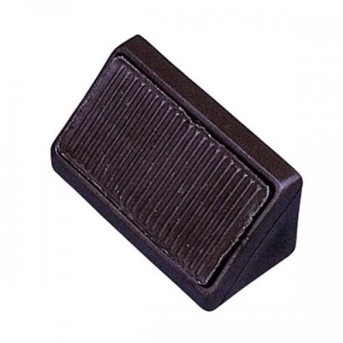 Bolsa escuadras de plástico marrón wenge