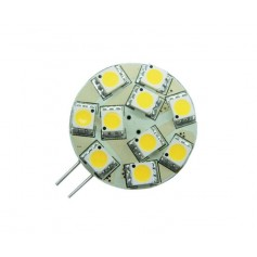 Bombilla pines laterales LED G4 30mm