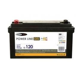 Batería 100 Amperios Gel