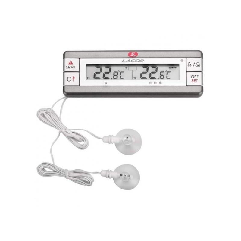 Termómetro para nevera/congelador