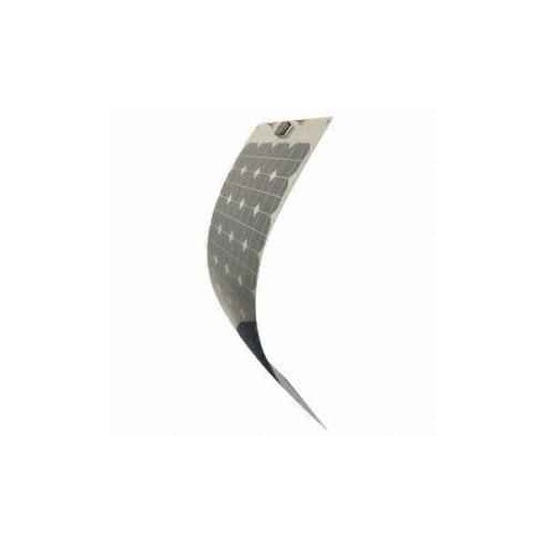 Panel solar semiflexible 100W + regulador MPPT