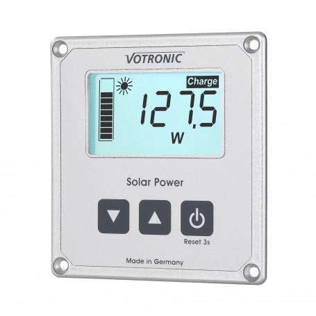 Pantalla LCD Votronic para reguladores solares