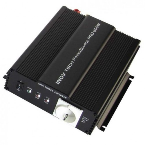 Convertidor InovTech 1200W Sinusoidal pura