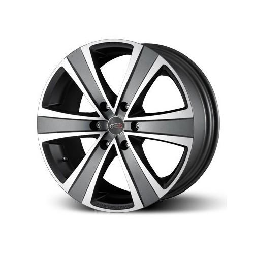 "Llanta Matrix Fuoco 5 VAN ICE-Matt 16"" Volkswagen T5 y T6"