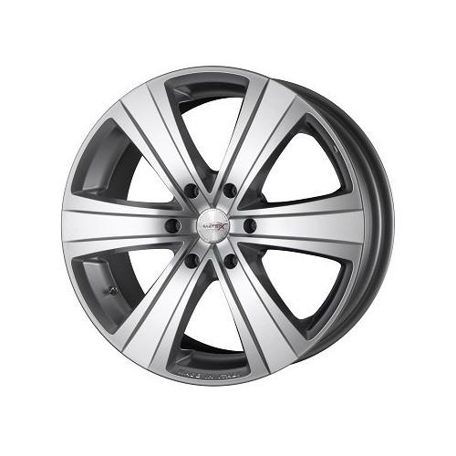 """Llanta Matrix Fuoco 5 VAN ICE-Silver 16"""" Volkswagen T5 y T6"""