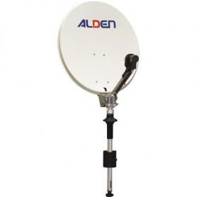 Antena Parabolica Manual Alden 65cm