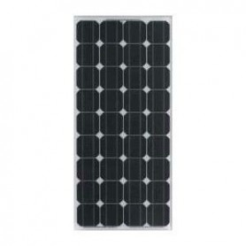 Kit Placac Solar 150w Black Cristal
