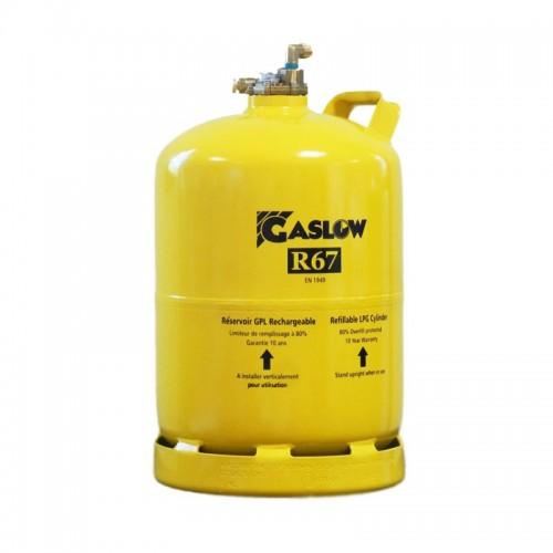 Bombona GLP hierro 6KG incluye filtro