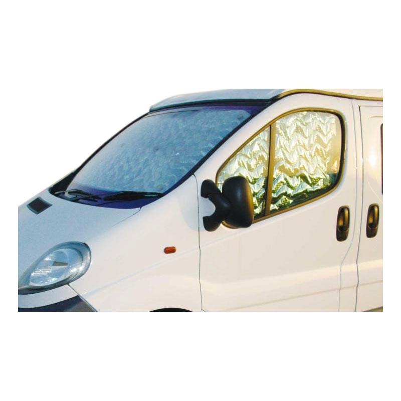 Oscurecedores interior Renault Trafic desde 02