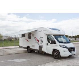 Alquiler Autocaravana Madrid de 4/5 plazas Elnagh Baron 73g