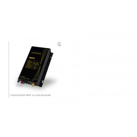 Regulador solar Vechline 15A