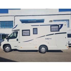 Alquiler Autocaravana de 3-4 plazas mclouis mc4 239