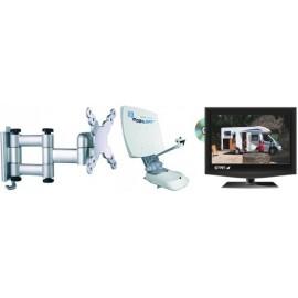 Accesorios Televisión Caravanas