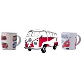 Tazas Camping Coleccion Volkswagen